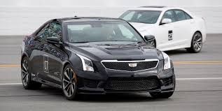 V-Series - Performance Vehicle Lineup | Cadillac