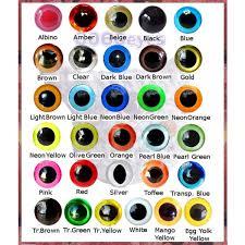 You Choose 16 5mm Blue Plastic Eyes Safety Eyes Animal