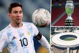 Copa America 2021 final: When it is ...