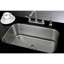 Ss Undermount Kitchen Sinks X Executive Zero Radius Large 25 Inch Undermount Kitchen Sink
