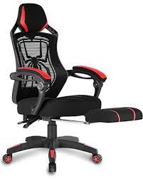 office chair footrest. merax spider-man series mesh office chair desk swivel computer task with footrest