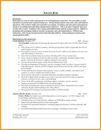 Real Estate Resume Examples Resume Examples Real Estate Resume ...