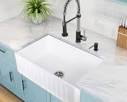 kitchen cast iron farmhouse sink stunning high back kitchen sink
