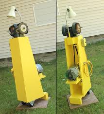 bench grinder stand with wheels. bench grinder stand with wheels