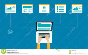 Web Design Structure Business Online Content Web Design Structure And Layout