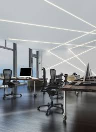 office lighting ideas. LED Office Lighting Idea | TruLine .5A - By Pure Ideas