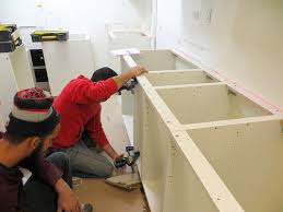assembling ikea kitchen cabinets. Simple Cabinets Kitchen Reno  Cabinets With Assembling Ikea I