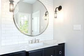 48 round mirror. 48 Round Mirror Outstanding Large Bath Vanity Design Ideas Within Bathroom Mirrors