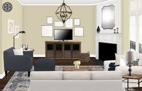 Rustic Design Fargo Classic Farmhouse Rustic Living Room Design By Havenly