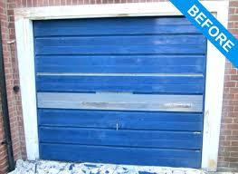 metal garage door garage door spraying service garage door painting ltd painting metal garage doors to