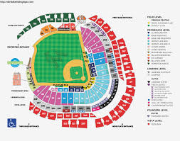 Cws Stadium Seating Chart 73 Exhaustive Nationals Park Seating Chart With Seat Numbers