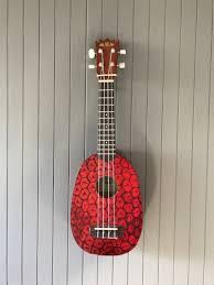 the easiest way to hang your ukulele
