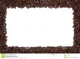 coffee beans border. Unique Beans For Coffee Beans Border E