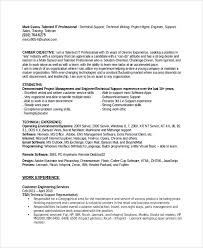 Experienced Help Desk Technician Resume