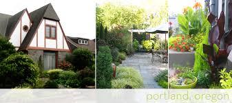 Small Picture Portland Oregon Garden Landscape Design Garden Designer Linda