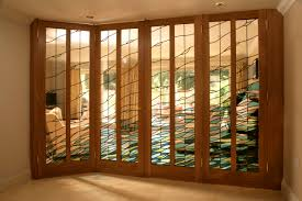 domestic stained glass doors interior contemporary stained glass domestic work at glassworks studio norwich norfolk