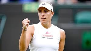 Every single round is a win, kerber said. Angelique Kerber Steht Trotz Fehlstart In Der Zweiten Wimbledon Runde Kicker