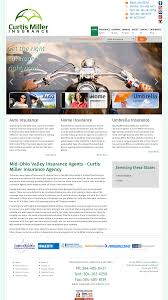 curtis miller insurance agency website history