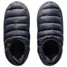 Haglöfs Essens Mimic Moccasin Slippers True Black S