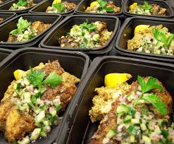 Broiled Grouper over Quinoa Salad ...