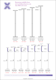 X Pole Height Chart Amazon Co Uk Seller Profile Pole And Aerial Fitness