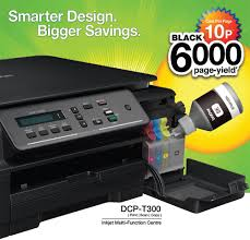 Small Picture Buy Brother DCP T300 Multifunction Ink Tank Colour Inkjet Printer