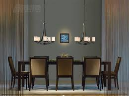 innovative chandelier over dining table chandelier over table