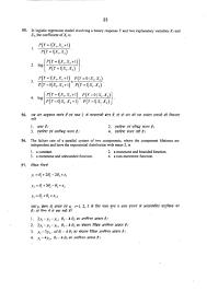 csir net ii mathematical science answer key  25