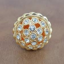 crystal furniture knobs. Gold Crystal Cabinet Knobs With Shiny Diamond Kitchen Hardware Drawer Pulls Furniture Dresser Handles Jewelry Box Knob Pack Of 6-in From Home 3