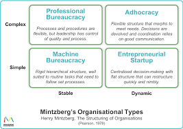 Adhocracy Organisational Structure Without Structure