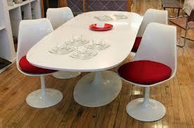mid century modern kitchen table. Amazing Furniture Mid Century Modern Kitchen Table With White Image For Glass Dining Ideas And Tile