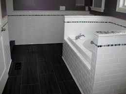 plain white bathroom wall tiles. astonishing black bathroom floor tile ideas combined with white tub stainless double handle plain wall tiles e
