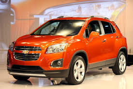 All Chevy chevy 2015 suv : 2015 Chevrolet Trax: Chevy's Surprise Small SUV