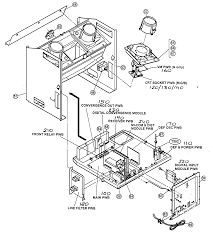 Jvc projection parts model av 65wp74 sears partsdirect