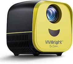 <b>Mini</b> Projector,VIVIBRIGHT Pico <b>LED Projector L1</b> Supported Full ...