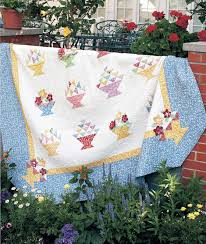 FREE Quilt Pattern Friday! *Basket Quilts* - Fons & Porter - The ... & FREE Quilt Pattern Friday! *Basket Quilts* – Fons & Porter Adamdwight.com