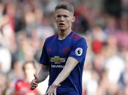 This is a video biography of manchester united player scott mctominay. Jose Mourinho Scott Mctominay Is A Manchester United First Team Player Sports Mole