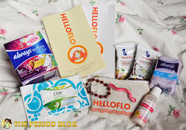 Menstrual period starting kit for teens