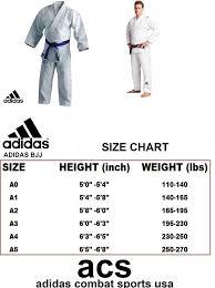 Details About New Adidas Jiu Jitsu Challenge Gi Karate Uniform Jj350