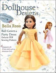 18 Doll Clothes Patterns Best Design Ideas