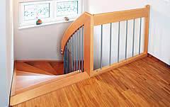 Alle unsere treppen sind individuell auf das bauvorhaben ihre vorstellungen herstellbar. Treppe Systemtreppen Treppe Hannover Und Holztreppe Minden Von Muller Treppenbau Hannover Polle