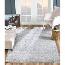 soft area rugs rugs soft cozy gray color solid for living and bedroom soft