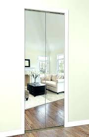 stanley sliding doors door parts wardrobe mirror furniture mirrored closet with automatic screen