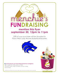 b kendall bkendall twitter come out to menchie s this friday 9 30 to support plano west lady wolves hoops pwladywolvespic com 8gzxpgux5x