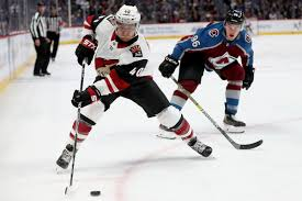Arizona Coyotes Depth Chart Avalanche Win Goaltending Battle With 3 2 Overtime Victory