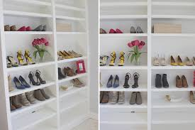 Shoe storage never looked so good - a Carpenter teaches us how to build  these adjustable