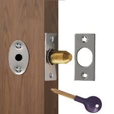 Eurospec Dsb8225 Security Door Bolts Key Or Key Only Keyed Locks For Interior Doors