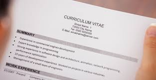 Cv Of Service Crew Example Good Resume Template