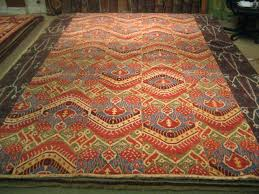 ikat rug best quality wool vegetable dyed design hand knotted oriental of its type the great ikat rug