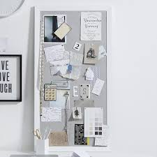 Kitchen Memo Board John Lewis Kitchen Notice boards Our Pick of the Best Ideal Home 2